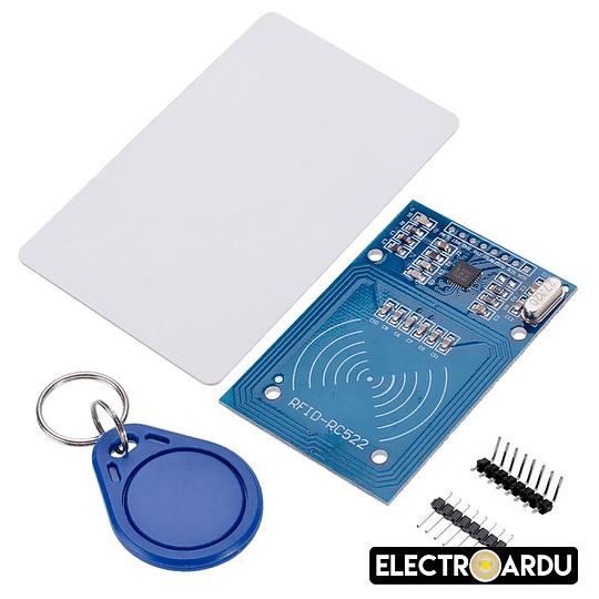 Modulo RC522 RFID IC Tarjeta S50 Llavero