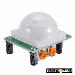 Sensor de Movimiento PIR HC-SR501