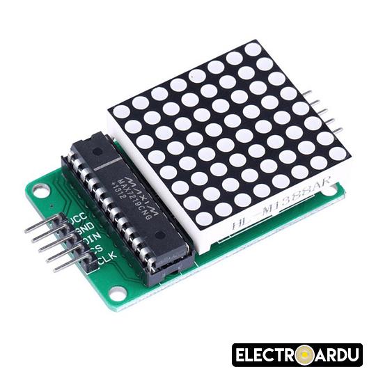 Matriz LED 8x8 Módulo MAX7219