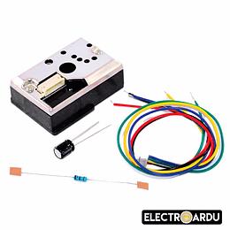 Sensor Polucion Particulas Polvo Sharp GP2Y1014AU