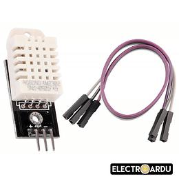 Sensor Humedad y Temperatura DHT22