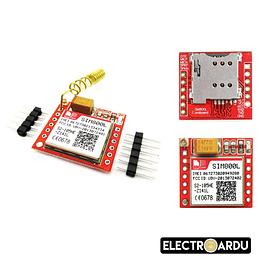 Modulo Gprs Gsm Sim800L Quad-band