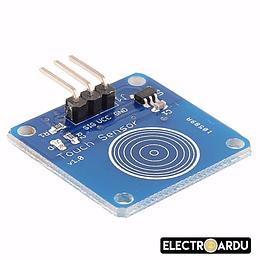 Sensor Capacitivo Touch TTP223B