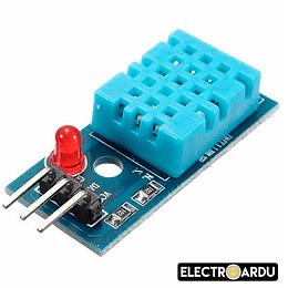 Sensor Humedad y Temperatura DHT11