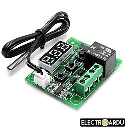 Termostato Digital Rele Contro Temperatura W1209