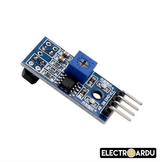 Sensor Infrarojo Seguidor de Linea TCRT5000