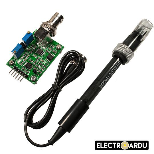 Sensor Ph Electrodo Modulo