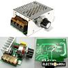 Dimmer Regulador de Voltaje Control Velocidad AC 220v 4000w