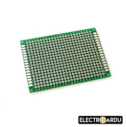 Placa PCB Pre-perforada 9x15cm