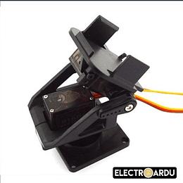Mini Brazo Robotico 2 Axis SG90