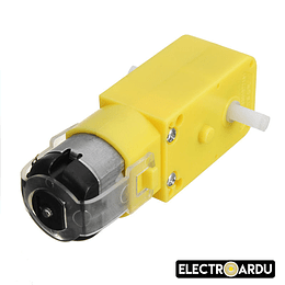 Motor + Caja Reductora Gear