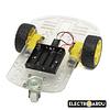 Chasis Smart Car 2 Ruedas