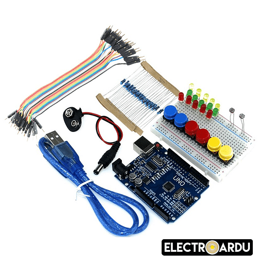 Kit Arduino UNO Basic