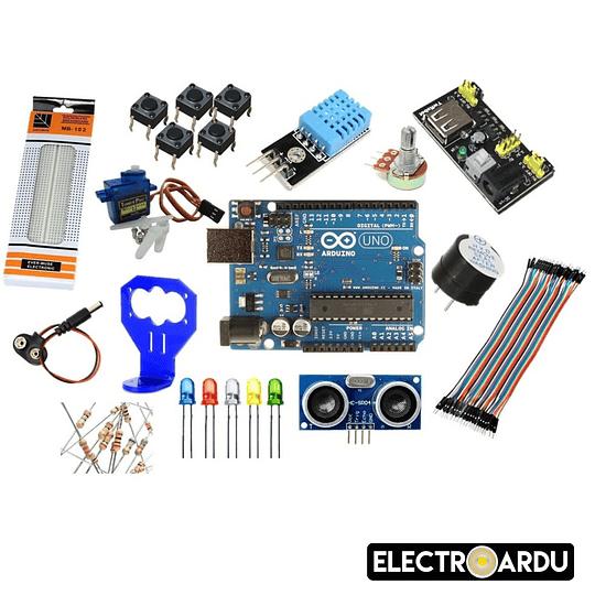 Kit Arduino UNO Starter Advance