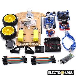 Kit Arduino UNO Chasis Smart Car