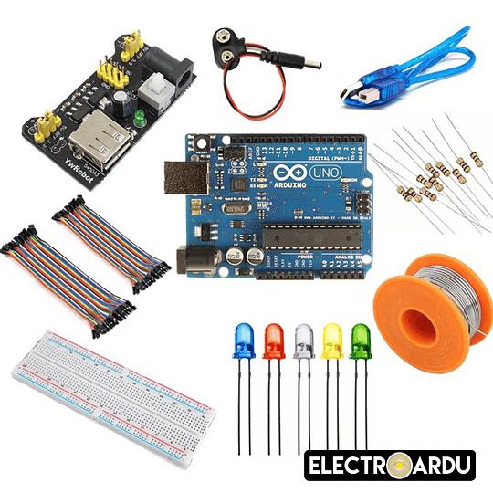 Kit Arduino UNO Starter