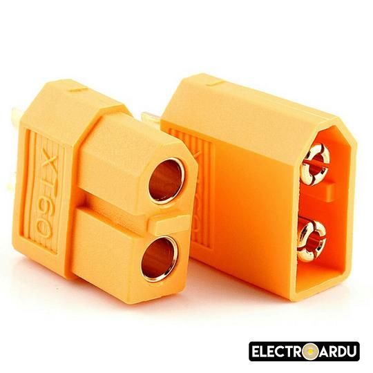 Par Conector XT60 Macho Hembra