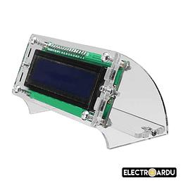 Carcasa Acrilico LCD 1602