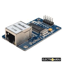 Módulo Ethernet Enc28j60 3.3v