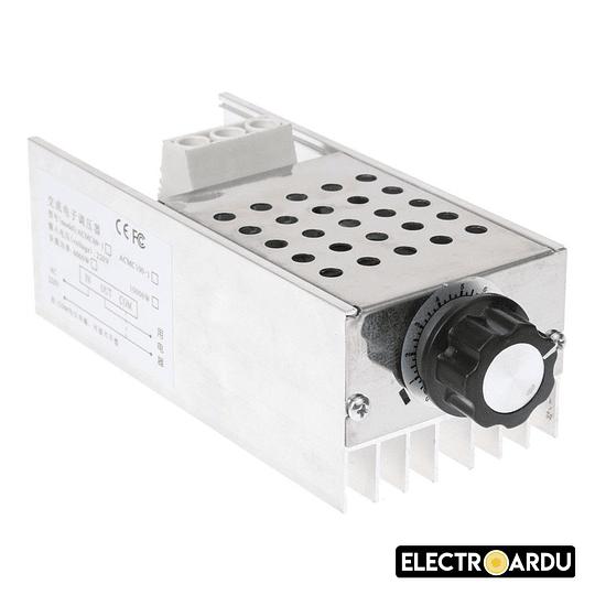 Dimmer Regulador de Voltaje AC 220V 10000W