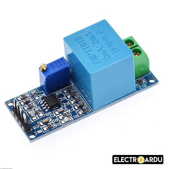 Sensor Voltaje DC 0 a 25v