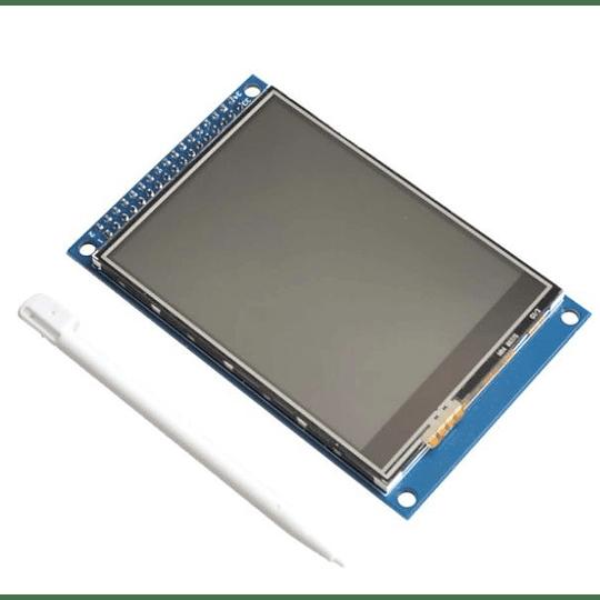 Pantalla LCD Touch 3.2