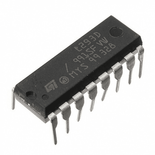 Chip L293d Driver Motor Puente H