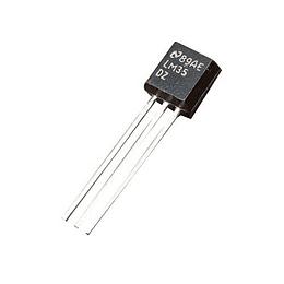 Sensor De Temperatura Lm35dz To-92