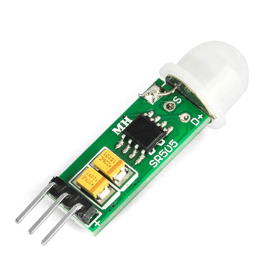 Sensor de Movimiento PIR HC-SR505