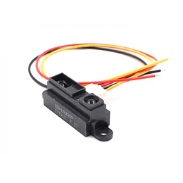Sensor Ir Sharp Análogo Distancia Infrarrojo Gp2y0a02yk