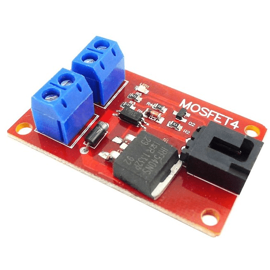 Módulo MOSFET 1 canal IRF540