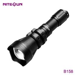 Linterna Roja Profesional B158 + Zoom