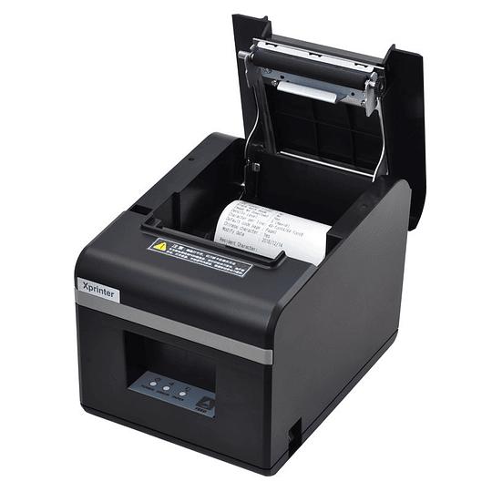 Impresora Termica USB 80mm Boletas Factura Auto-Corte