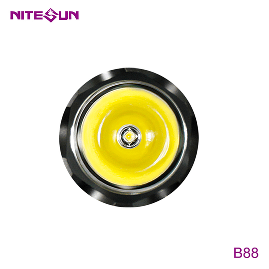 Linterna Roja Profesional Caza B88