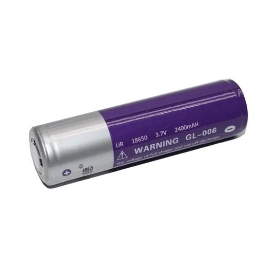 Bateria Recargable 3.7v PLD 18650 2400mah Protección