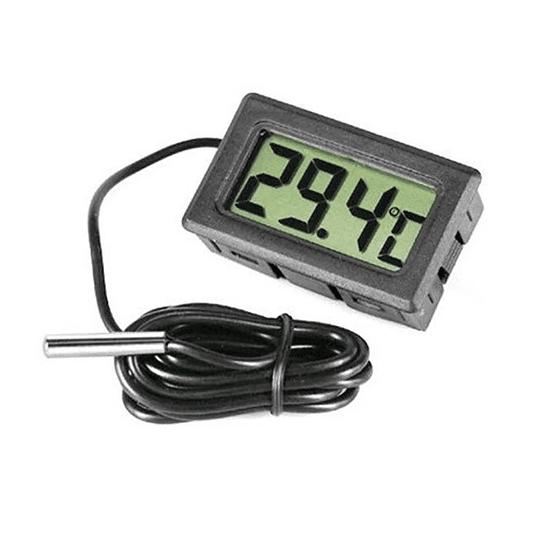 Display Lcd Medidor De Temperatura Termometro