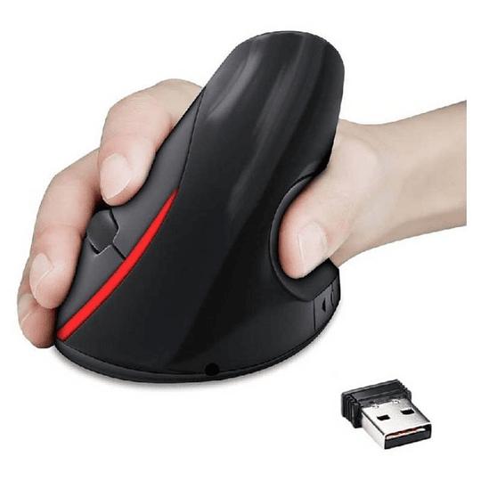 Mouse Ergonómico Inalámbrico Usb Vertical Weibo WB-881
