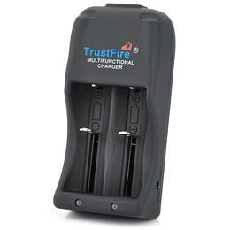 Cargador Doble TR-006 TrustFire 18650