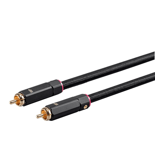 Cable Co-Axial Monoprice Subwoofer 7.5 mts