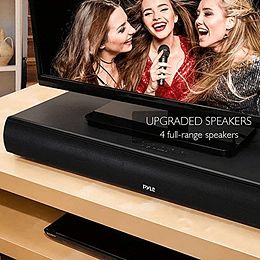 Soundbar Bluetooth Pyle PSVB600BT
