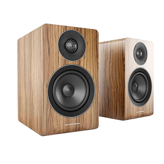 Parlantes Acoustic Energy AE100 Walnut