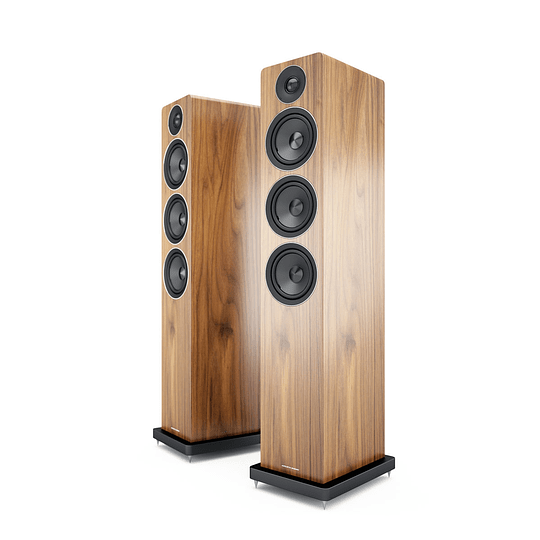 Parlantes Acoustic Energy AE120 Walnut