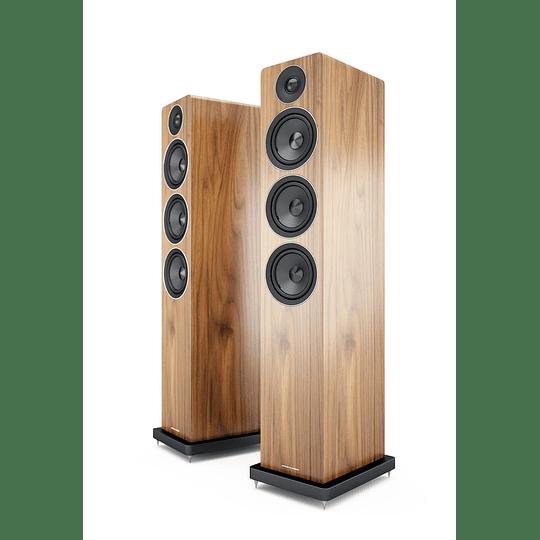 Parlantes Acoustic Energy AE120 Walnut
