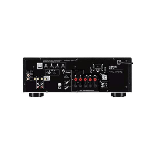 Receiver Yamaha Rx-v385 5.1-channel 4k Ultra HD AV      DISPONIBLE
