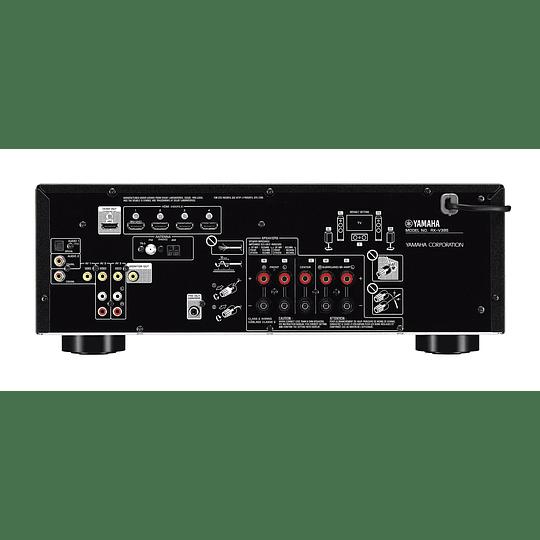 Receiver Yamaha Rx-v385 5.1-channel 4k Ultra HD AV