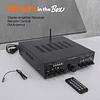 Receiver Pyle Pda4bu Bluetooth Stereo Entrada Phono Cine