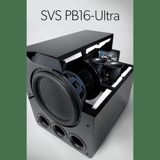 Subwoofer SVS PB16-Ultra       A PEDIDO
