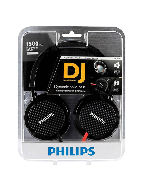 Audifonos Philips DJ
