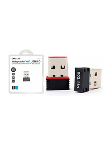Adaptador Wifi USB 2.0