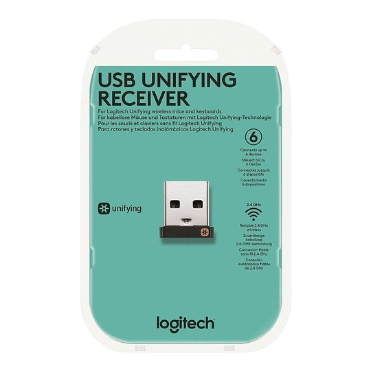 Receptor Usb Unifying Receiver